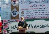 سرلشکر سلامی: دشمن ملت ایران در حال عقبنشینی است / سپاه از بودن در کنار مردم احساس آرامش میکند