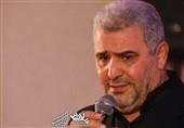 مداحِ تبریزی از اهالی تئاتر و موسیقی دلجویی کرد/ هنرمندان از دوستداران خالص حضرت ابا عبدالله الحسین(ع) هستند