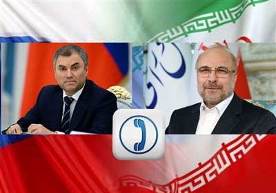 Iran, Russia Weigh Plans for Promotion of Parliamentary Ties