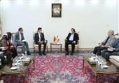 رضایی: ایران آماده برداشتن گام های بلند اقتصادی برای همکاری با ونزوئلاست