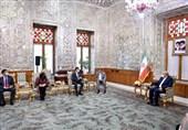 Parliament Speaker Urges Development of Iran-Venezuela Economic Ties