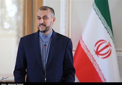 Foreign Minister Vows Iran's Continued Support for Palestine