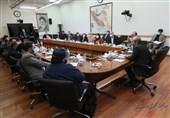 رئیس رسانه ملی با جمعی از شاعران دیدار کرد/ نشان ارادت صداوسیما به ادبیات فارسی