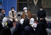 روایتی از دیدار تولیت آستان قدس از مرکز نگهداری کودکان بیسرپرست در مشهد؛ یک روز در کنار «گلهای نرگس»