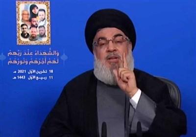 السید نصر الله : أکبر تهدید للمسیحیین فی لبنان هو حزب القوات وهدفه الحرب الأهلیة