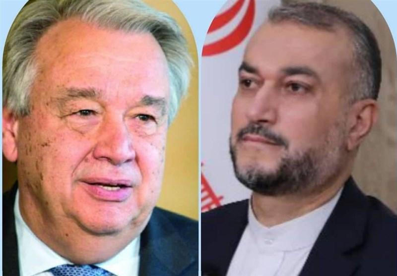 امیرعبداللهیان: اعضای برجام به تعهدات کامل خود عمل کنند ایران نیز به تعهدات خود باز خواهد گشت