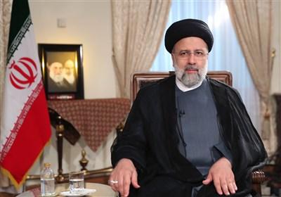 آیة الله رئیسی : ایران ستواصل المفاوضات النوویة ویجب ان ترى الجدیة فی الغاء الحظر