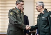 Iran, Russia Eager to Broaden Military Ties