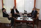 اوضاع جاری افغانستان محور دیدار امینیان و عبدالله در کابل