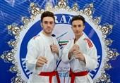 معرفی 2 ملیپوش کاراته ایران در مسابقات آسیایی و جهانی