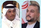 Iran, Qatar Discuss Persian Gulf Security