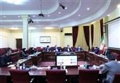 دیدار اعضای هیئت رئیسه فدراسیون کاراته با وزیر ورزش و جوانان