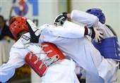 مردان سکونشین روز اول مسابقات تکواندو آزاد آسیا مشخص شدند