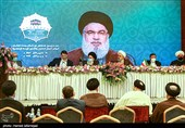 US, Zionists Keep Hatching Plots to Divide Muslims, Hezbollah Chief Warns