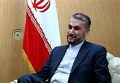 عادل عبد المهدی یلتقی وزیر الخارجیة / ایران تحترم ارادة الشعب العراقی فی اتخاذ قراراته السیاسیة