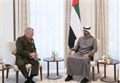 دیدار و گفتوگوی شیخ «بن زاید» و ژنرال «مکنزی» در ابوظبی