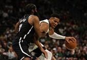 لیگ NBA| شکست غولهای شرق و غرب در روز نخست