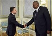 پنتاگون: به حمایت از اوکراین در برابر روسیه ادامه خواهیم داد