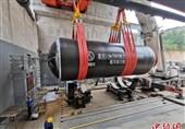 آزمایش قدرتمندترین موتور موشک با سوخت جامد توسط چین