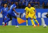 لیگ قهرمانان آسیا| درگیری بازیکنان الهلال و النصر