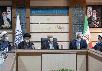 زلفی گل رئیس شورای اسلامی شدن دانشگاهها شد/ بیش از ۸۰ درصد اساتید واکسینه شدند