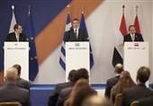 نگرانی ترکیه از مثلث مصر، یونان و قبرس