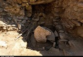 قدیمی ترین آسیاب آبی همدان به روایت تصویر
