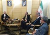Türkiye İçişleri Bakanı İran'da