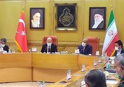 دیدار وزرای کشور ایران و ترکیه| وحیدی: توطئه دشمنان را خنثی خواهیم کرد