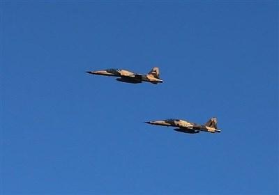 Iran Air Force Launches Major War Game