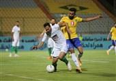 لیگ برتر فوتبال| برتری ذوبآهن مقابل صنعت نفت در دقایق پایانی