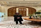 جولان خاخام اسرائیلی در خیابانهای ریاض