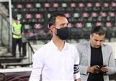 عنایتی: نتیجه بازی با پیکان عادلانه نبود/ صددرصد در لیگ برتر میمانیم