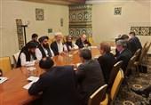 داراییهای افغانستان محور رایزنی هیئت طالبان با نمایندگان روسیه، چین و پاکستان