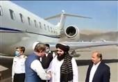 سفر وزیر خارجه پاکستان به کابل