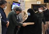 کنگره شهدای زنجان| خانوادههای شهدای کارگر تجلیل شدند + تصاویر