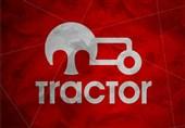 پنجره نقلو انتقالاتی بینالمللی تراکتور باز شد