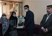 دیدار مسئولان ورزش کشور با خانواده شهید ورزشکار اهل تسنن
