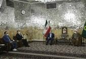 تولیت آستان قدس رضوی در دیدار وزیر کشور: همت دولت باید معطوف به بهبود شرایط اقتصادی و معیشتی مردم باشد