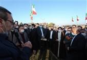 استاندار اردبیل: تولید 600 هزار تنی برازنده مجموعه کشت و صنعت مغان نیست