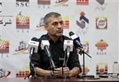 ویسی پس از شکست سنگین مقابل آلومینیوم: خجالتآور است!