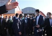 وزیر اقتصاد در اردبیل به مقام شامخ شهدای بیلهسوار ادای احترام کرد+ تصاویر