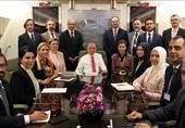 موضع اردوغان در خصوص تنش بین جمهوری آذربایجان و ایران