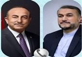 İran Ve Türkiye Dışişleri Bakanları Telefonda Görüştü