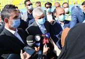 وزیر ورزش و جوانان در اراک: بازگشت فعالیتهای ورزشی به روال عادی را دنبال میکنیم