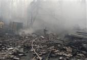 Blast, Fire Kill 16 at Russian Chemicals Plant