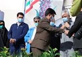 نشان افتخار اراک به وزیر ورزش اهدا شد + عکس