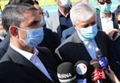 وزیر ورزش در خمین: 6 هزار مکان ورزشی در ایام کرونا در کشور تعطیل شد