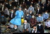 برگزاری نماز جمعه تهران پس از 20 ماه وقفه