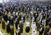 Friday Prayers Held in Tehran after 20 Months